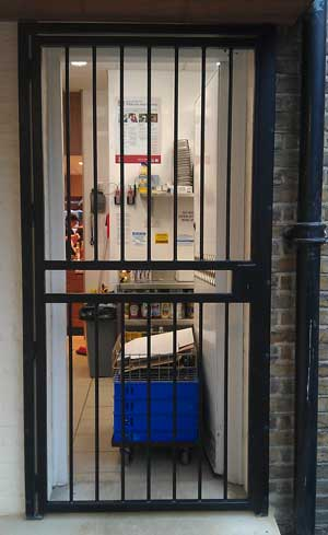 London Gates Amp Grilles Bar Grille Gates Archives London