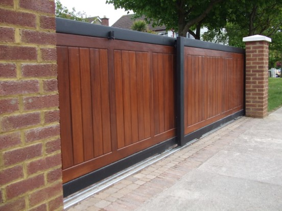 London Gates Amp Grilles Sliding Gates Archives London