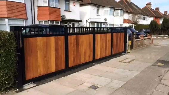 London Gates Amp Grilles Bi Folding Gates Archives London